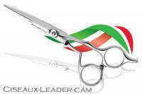 Ciseaux de coiffure Leader Cam