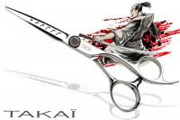 Ciseaux de coiffure Takai