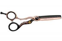 Ciseaux sculpteur Haircut gaucher COLIBRI