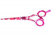 Ciseaux de coiffure FASHION COLOR ROSE (2 tailles)