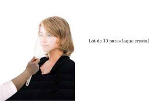 - 75%  Lot de 10 pares laque