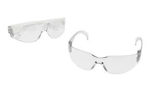 - Lunettes de protection anti UV & LED