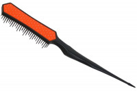 Brosse à chignon Révolution'Hair orange
