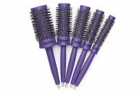 Lot 5 brosses Termix C-Ramic Color Purple