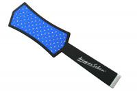 Brosse Revolution'Hair strass bleue