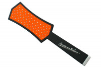 Brosse Revolution'Hair strass orange