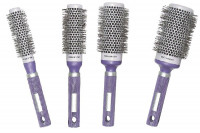 - Lot de brosses Rolceramik violet