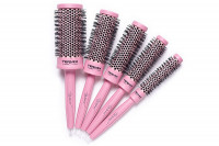Lot 5 brosses Termix rose