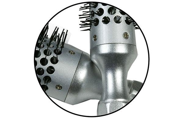 brosse c ramique brosse coiffure brosse professionnelle pas ch re brosse centaure silver. Black Bedroom Furniture Sets. Home Design Ideas
