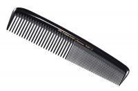 Peigne de coupe demi démêloir large moyen modèle dents larges asymétriques Hercules