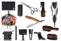 - Set matériel spécial barbier n°4