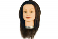 Tête d'étude Suzan cheveux naturels