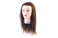 Tête d'étude Karin cheveux mixtes