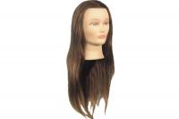 Tête Dany spécial chignon cheveux naturels