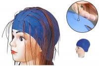 - Bonnet mèches silcone et caoutchouc