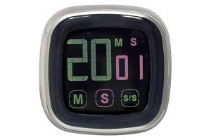 Minuteur magnétique à écran tactile couleur