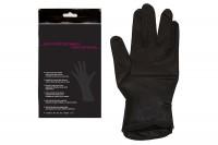 - Boite de gants latex noir (3 tailles)