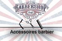 Accessoires barbier