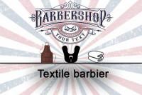 Textile barbier