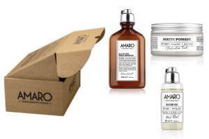 - Coffret trio Amaro au quotidien