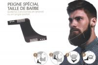 Peigne spécial taille barbe Centaure