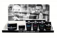 Présentoir complet produits O'Barber