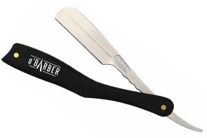 - Rasoir barbe à lame interchangeable O'Barber
