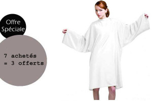 Lot Elfe Blanc 7 achetés + 3 offerts
