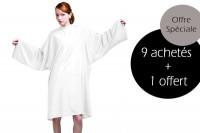Lot Elfe Blanc 9 achetés + 1 offert