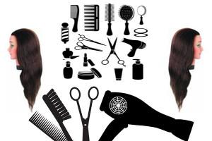 Materiel apprentissage coiffure