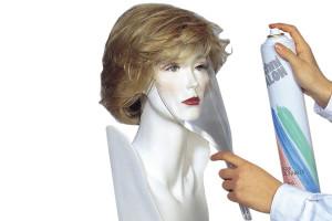 Masque protège visage à poignée