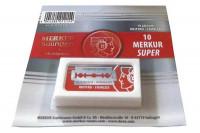 Boîte 100 lames inox Merkur