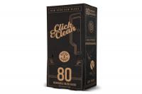Recharge de 80 lames Click and Clean