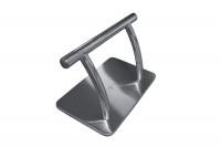 Repose pied métal socle carré JS