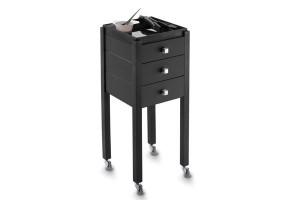 Table de service Eco Elegant noir Jacques Seban