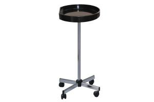 Table de coloration Jolly ronde noire JS