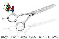 Ciseaux de coiffure pour gaucher